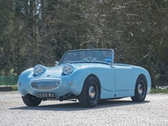 Navigate to Lot 175 - 1960 Austin-Healey Sprite Mk. I 'Frogeye'