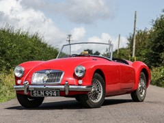 Navigate to Lot 155 - 1956 MG A Roadster