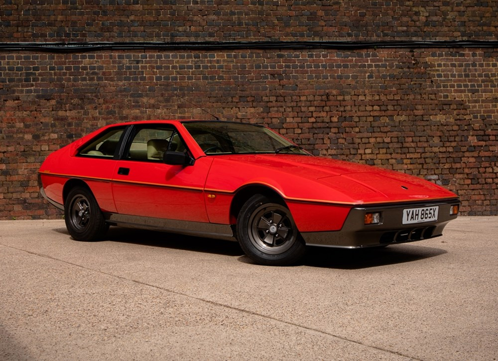 Lot 150 - 1982 Lotus Excel