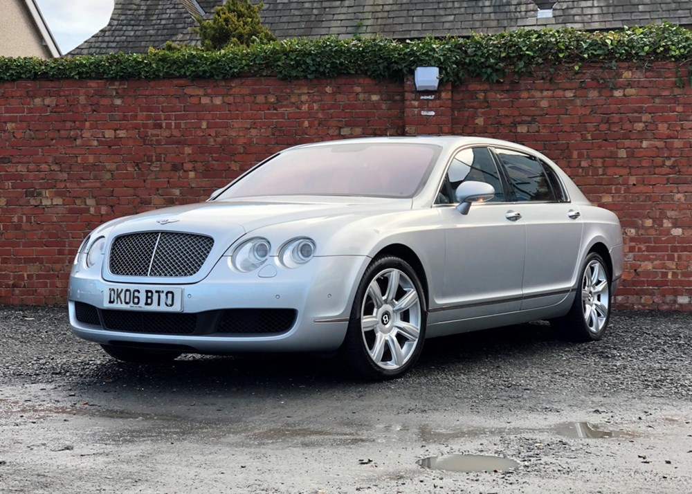 Lot 159 - 2006 Bentley Continental Flying Spur