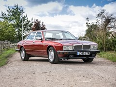 Navigate to Lot 131 - 1991 Jaguar Sovereign (4.0 litre)