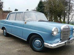 Navigate to Lot 292 - 1963 Mercedes-Benz 190 'Fintail'