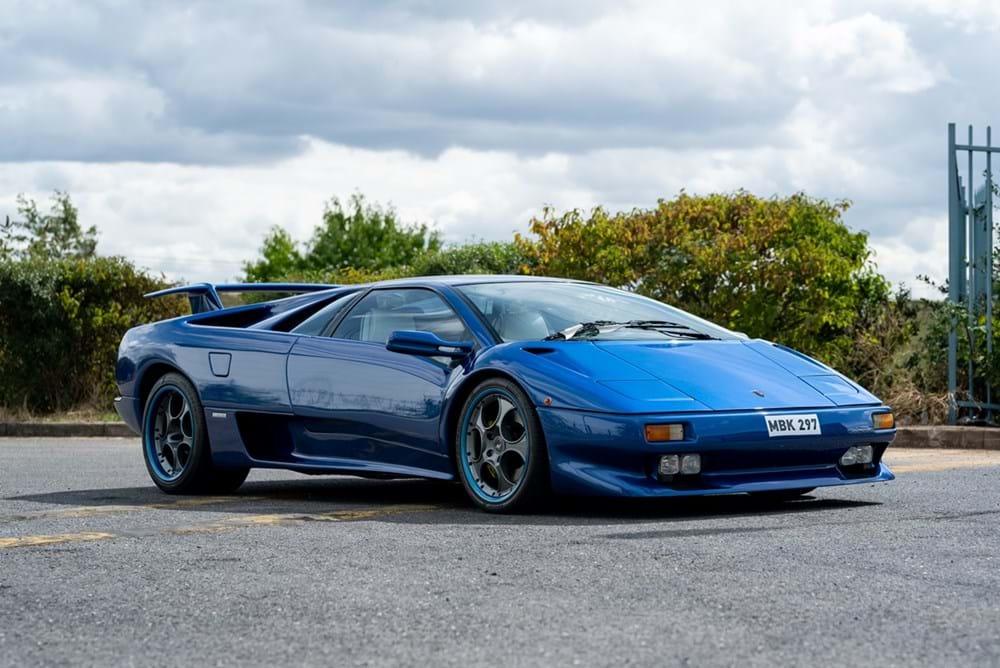 Ref 132 1997 Lamborghini Diablo Vt
