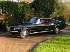 Navigate to Lot 269 - 1967 12918 Mustang Fastback