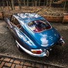 Ref 123 1965 Jaguar E-Type Series I Fixedhead Coupé -