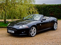 Navigate to Lot 106 - 2006 Jaguar XK Convertible