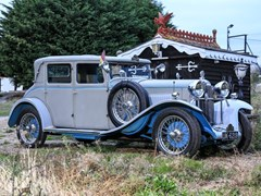 Navigate to Lot 268 - 1928 Sunbeam 20HP Rally Saloon 'Magnificent Monte'