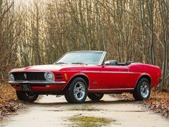 Navigate to Lot 317 - 1970 Ford Mustang Convertible (351ci)