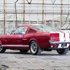 Ref 15 1965 Ford Mustang GT350 Tribute -