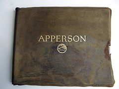 Navigate to Two publications for Apperson vehicles