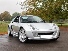Navigate to Lot 339 - 2005 Smart 'Brabus' Roadster Coupé