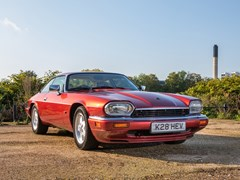 Navigate to Lot 249 - 1993 Jaguar XJS Coupé (4.0 litre)
