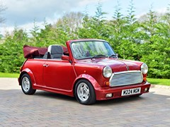Navigate to Lot 232 - 1994 Rover Mini Cabriolet