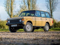 Navigate to Lot 297 - 1981 Land Rover Classic (four door)  *WITHDRAWN*