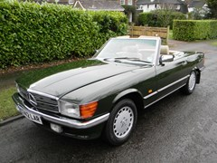 Navigate to Lot 204 - 1986 Mercedes-Benz 300SL