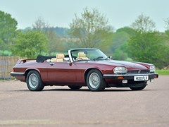 Navigate to Lot 270 - 1990 Jaguar XJS Convertible (5.3 litre)
