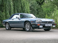 Navigate to Lot 150 - 1991 Jaguar XJS V12 Convertible