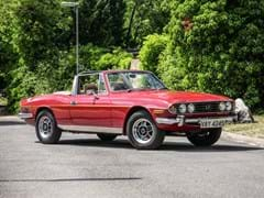 Navigate to Lot 223 - 1977 Triumph Stag