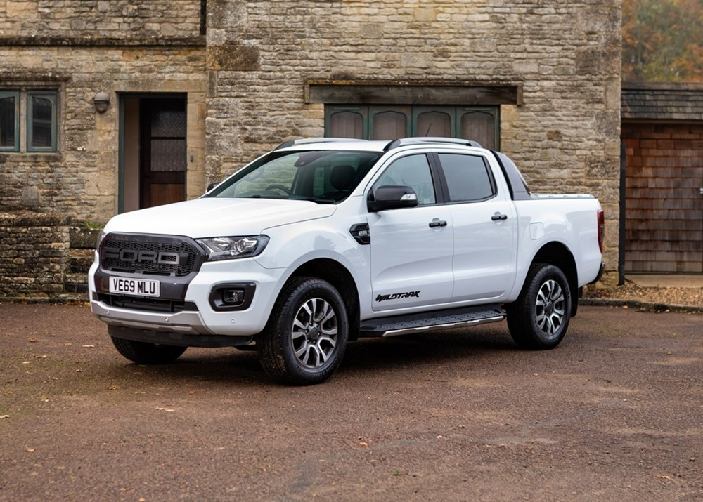 Lot 399 - 2019 Ford Ranger Wildtrack TDCI 4X4