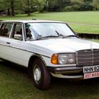 1981 Mercedes-Benz 250 Long Wheelbase Limousine -