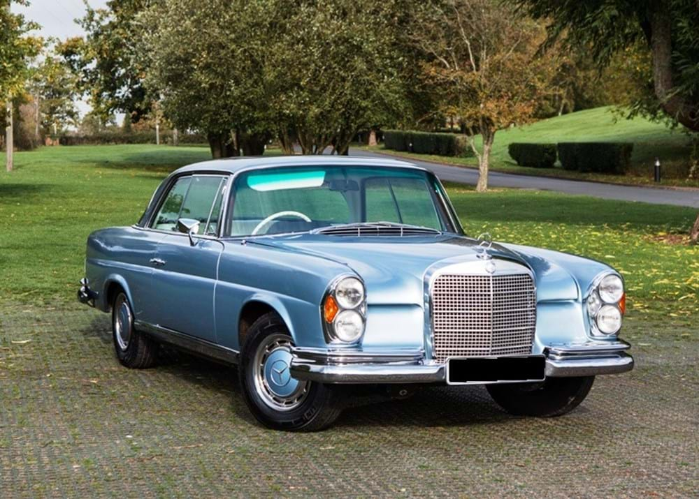 Lot 275 - 1968 Mercedes-Benz 280 SE