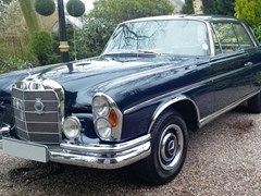 Navigate to Lot 290 - 1967 Mercedes-Benz 300 SE Coupé