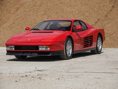 Navigate to Lot 249 - 1991 Ferrari Testarossa