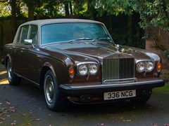 Navigate to Lot 238 - 1979 Rolls-Royce Silver Shadow II