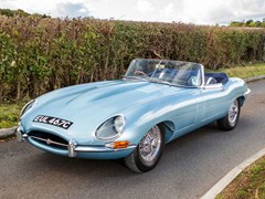 Navigate to Lot 143 - 1965 Jaguar E-Type Series I Roadster (4.2 litre)