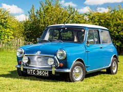 Navigate to Lot 126 - 1969 Morris Mini Cooper S Mk. II