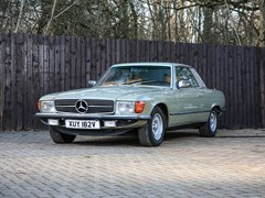 Navigate to Lot 356 - 1980 Mercedes-Benz 450 SLC