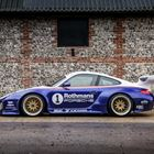 Ref 51 2005 Porsche 911 /997 Carrera Rothmans Tribute SB -