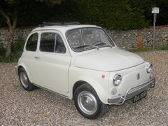 Navigate to Lot 208 - 1969 Fiat 500L