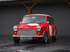 Navigate to Lot 220 - 1995 Rover Mini SPi Cooper Supercharged