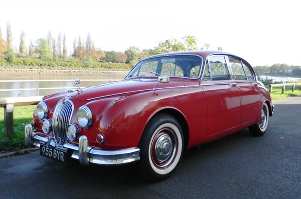 Lot 305 - 1961 Jaguar Mk. II Saloon (3.4 litre)