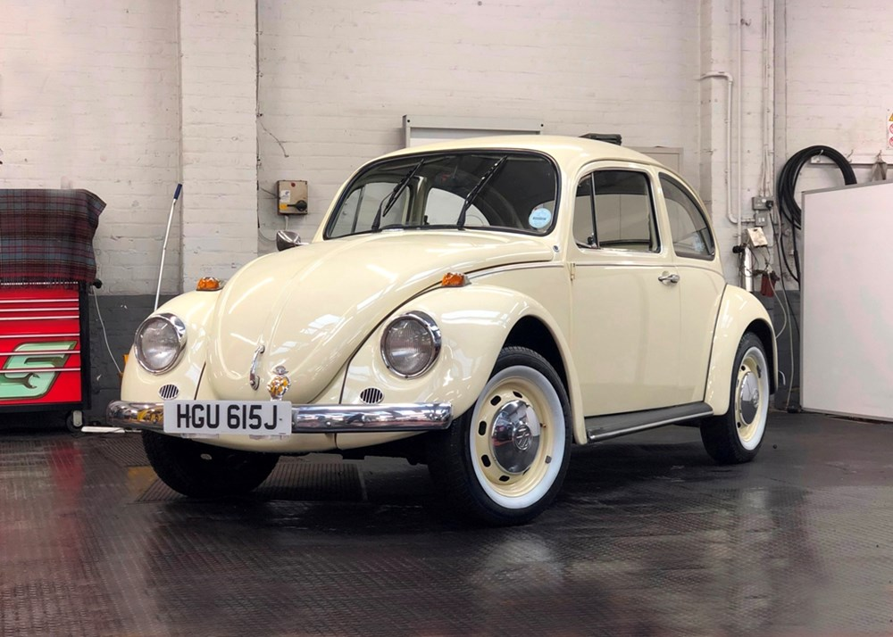 Lot 121 - 1971 Volkswagen Beetle