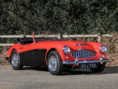 Navigate to Lot 292 - 1958 Austin-Healey 100/6 BN4