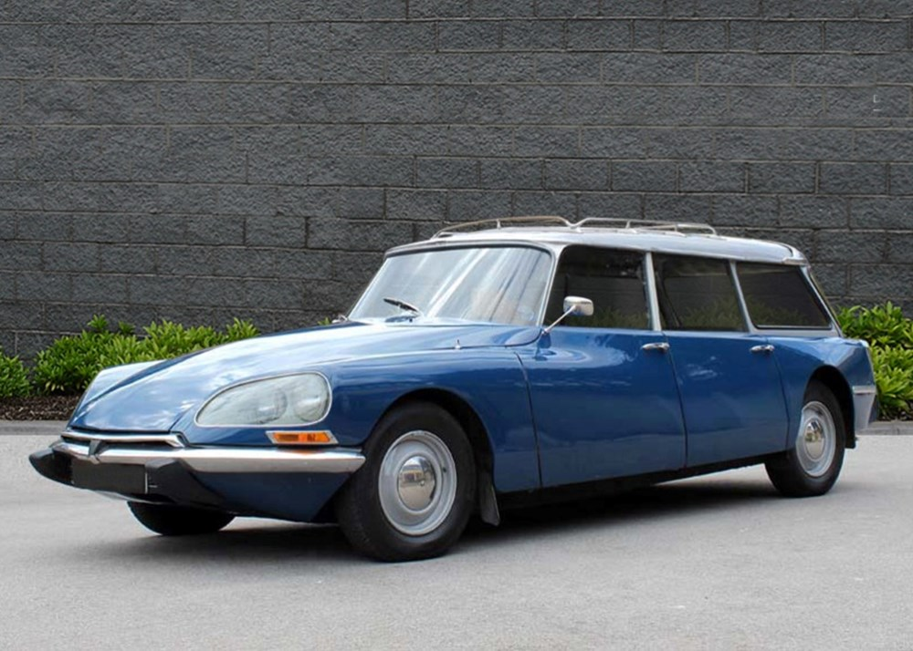 Ref 160 1968 Citroen Ds Safari