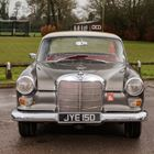Ref 69 1966 Mercedes-Benz 230 Saloon -