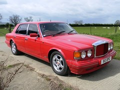 Navigate to Lot 375 - 1997 Bentley Turbo RT
