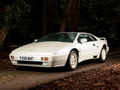 Navigate to Lot 142 - 1989 Lotus Esprit Turbo Anniversary Edition No.25