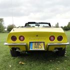 1971 Chevrolet Corvette convertable -