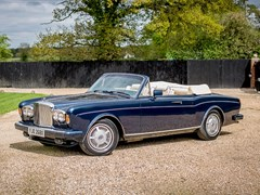 Navigate to Lot 206 - 1982 Rolls-Royce Corniche Convertible to Bentley Continental Specification