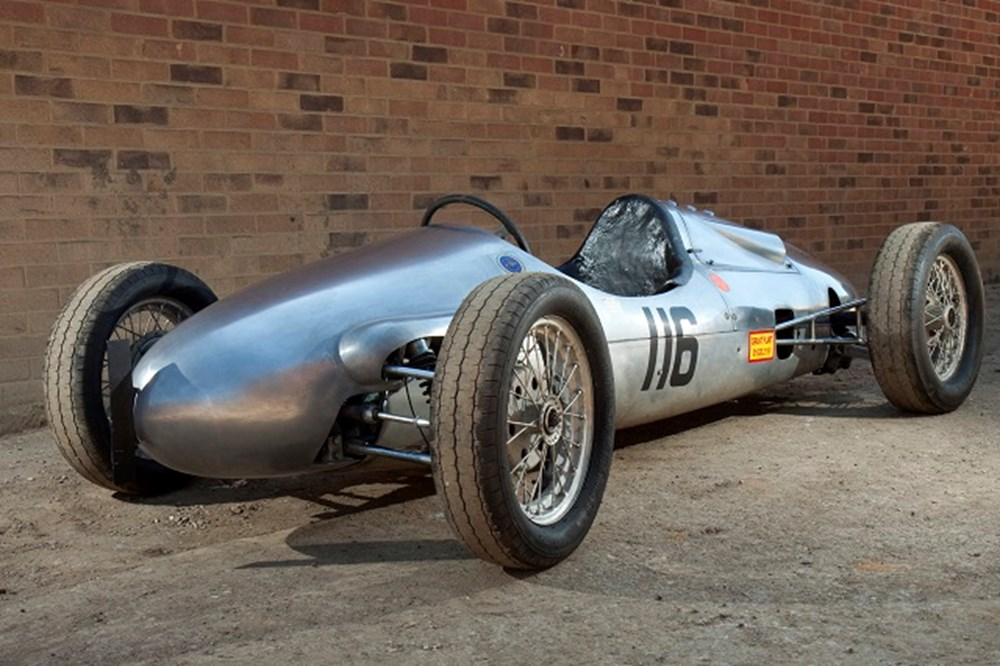 Lot 312 - 1956 BJR 500 Formula 3 Racing Car