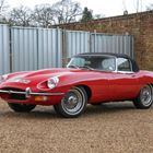 Ref 170 1970 Jaguar E-Type Series II Roadster (4.2 litre) SB -