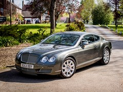 Navigate to Lot 193 - 2003 Bentley Continental GT