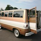 1969 Dodge A108 Window Van -