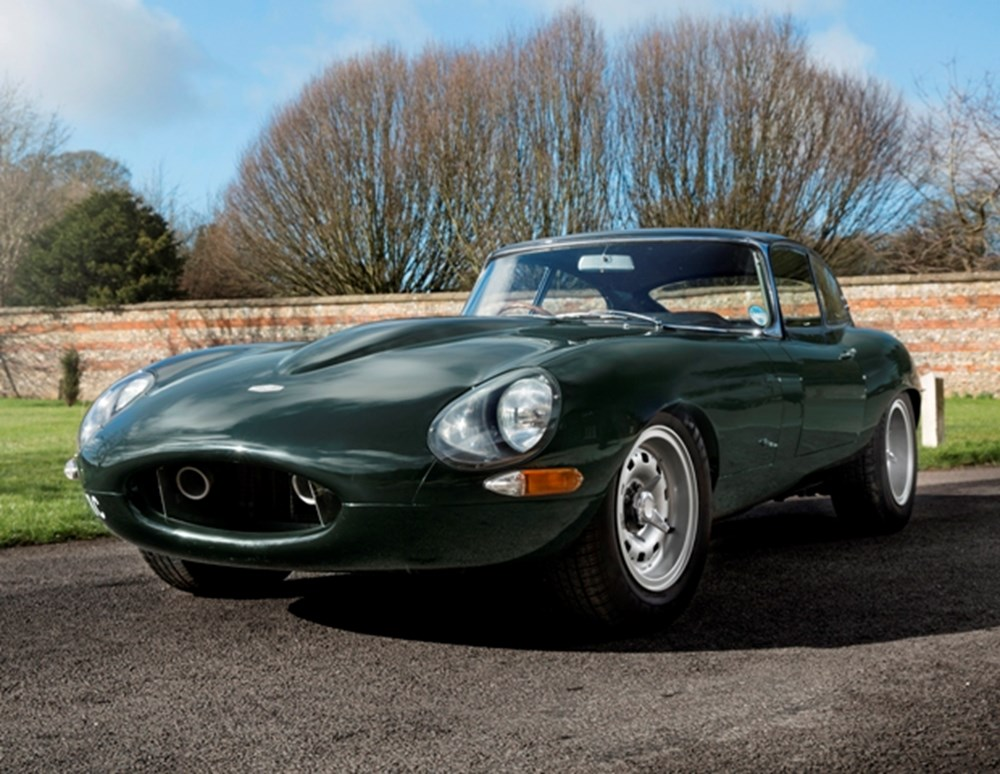 Lot 226 - 1965 Jaguar E-Type SI Fixedhead Coupé to Lightweight Spec *WITHDRAWN*
