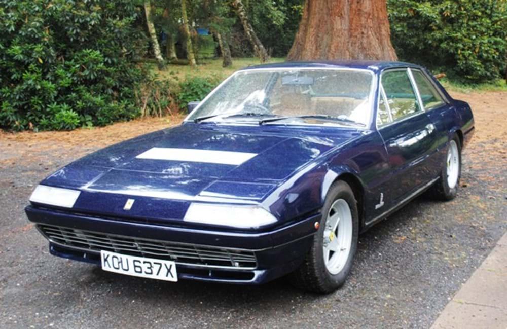 ferrari 400i gt specialist classic sports car auctioneers. Black Bedroom Furniture Sets. Home Design Ideas