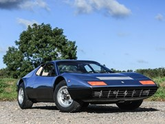Navigate to Lot 183 - 1974 Ferrari 365GT4 BB
